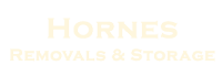 Hornes Removals & Storage Mobile Logo